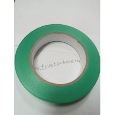 Лента зеленый