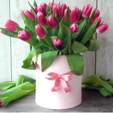 Шляпная тюльпаны